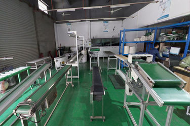 ChinaLineshaft Roller ConveyorCompany