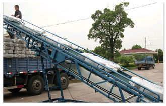China Heavy Duty Assembly Line Roller Conveyors Carbon Steel Grain Belt Conveyor supplier