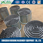 Metal Stainless Steel Conveyor , Wire Mesh Conveyor With Heavy Loading supplier