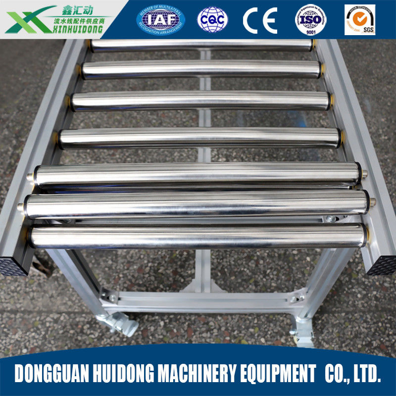 Customized Size Stainless Steel Conveyor For Transportation Material supplier