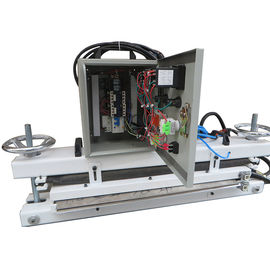 Pvc Belt Vulcanizing Belt Jointing Machine , Conveyor Belt Vulcanizing Equipment