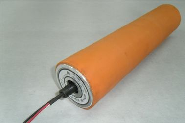AC AdjustableIndustrial Rubber Rollers , Electric Pvc Conveyor Drive Rollers
