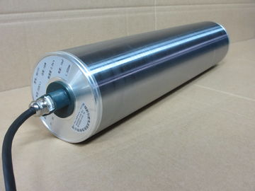 China Powered Electric Conveyor Roller , Stainless Steel Conveyor Rollers For Assembly factory