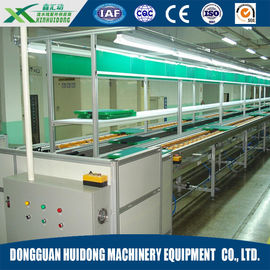 China Adjsutable Motorised Roller Conveyor For Conveyor Tooling Board Assembly Line factory