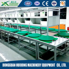 China Belt Type Production Line Conveyor Systems Good Hardness For Industry factory