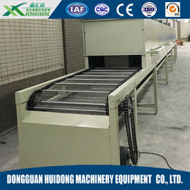 China Stainless Steel Lineshaft Roller Conveyor For Industrial Drying Machine factory