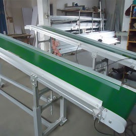 China Flat Grain Belt Assembly Line Roller Conveyors Low Profile Belt Conveyor factory