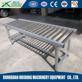 Customized Size Gravity Roller Conveyor Systems , Warehouse Conveyor Systems
