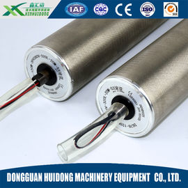 China Stainless Steel Motorized Conveyor Rollers 220 / 380V Voltage SGS Certification factory